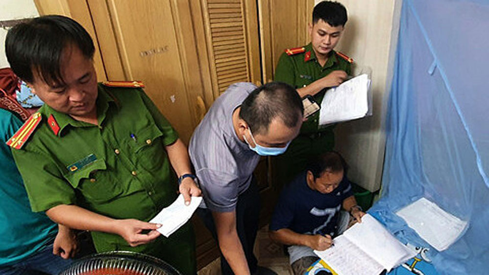 22 arrested as cops bust $129 mln gambling ring