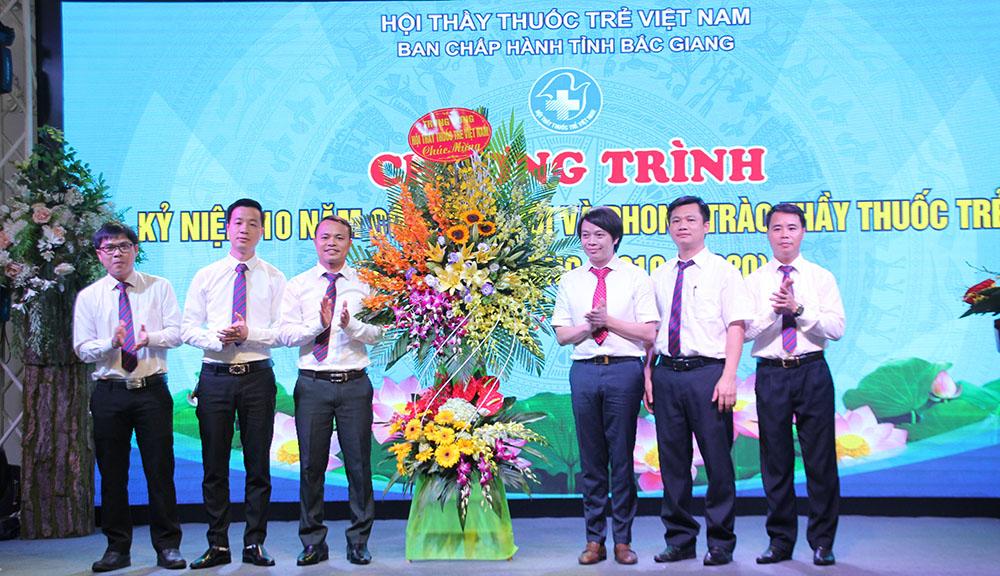 Bắc Giang, Hội Thầy thuốc trẻ, bác sĩ, tình nguyện vì sức khỏe cộng đồng, Trần Xuân Bách