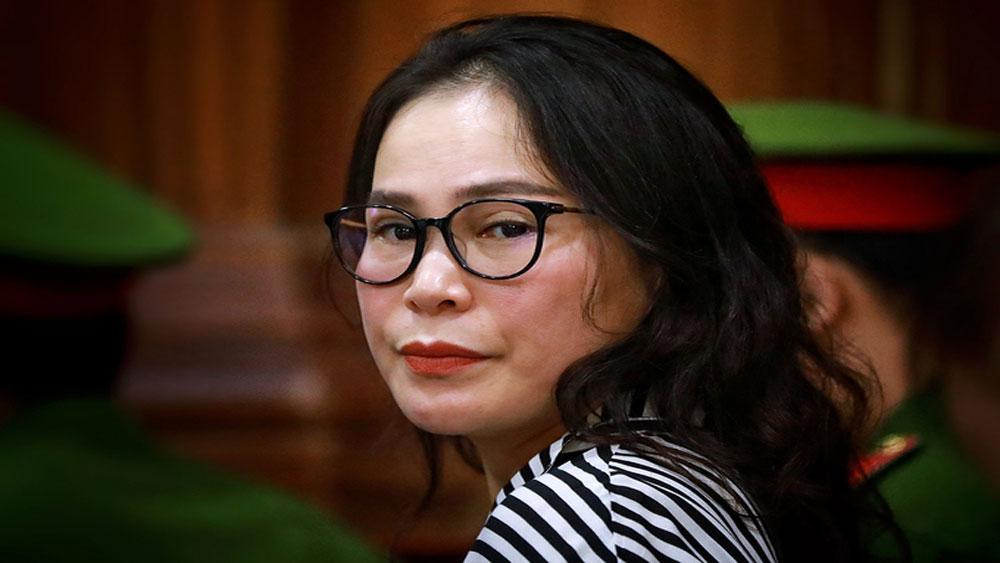 Chủ tịch Công ty Hoa Tháng Năm, kháng cáo, kêu oan,Lê Thị Thanh Thuý,
