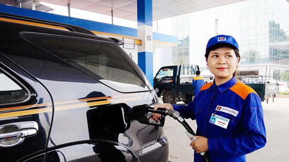 Giảm giá dầu, xăng E5 RON92