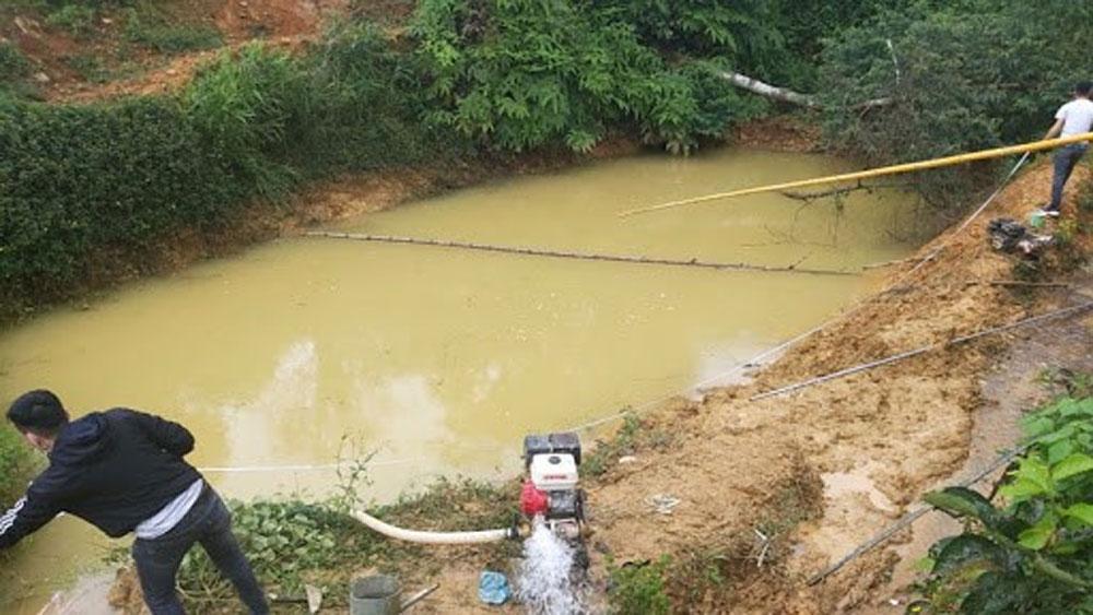 Lâm Đồng,: Ba học sinh cấp 1, rơi xuống hồ nước tưới cà phê, tử vong