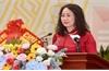 Đồng chí Lâm Thị Phương Thanh được bầu làm Bí thư Tỉnh ủy Lạng Sơn