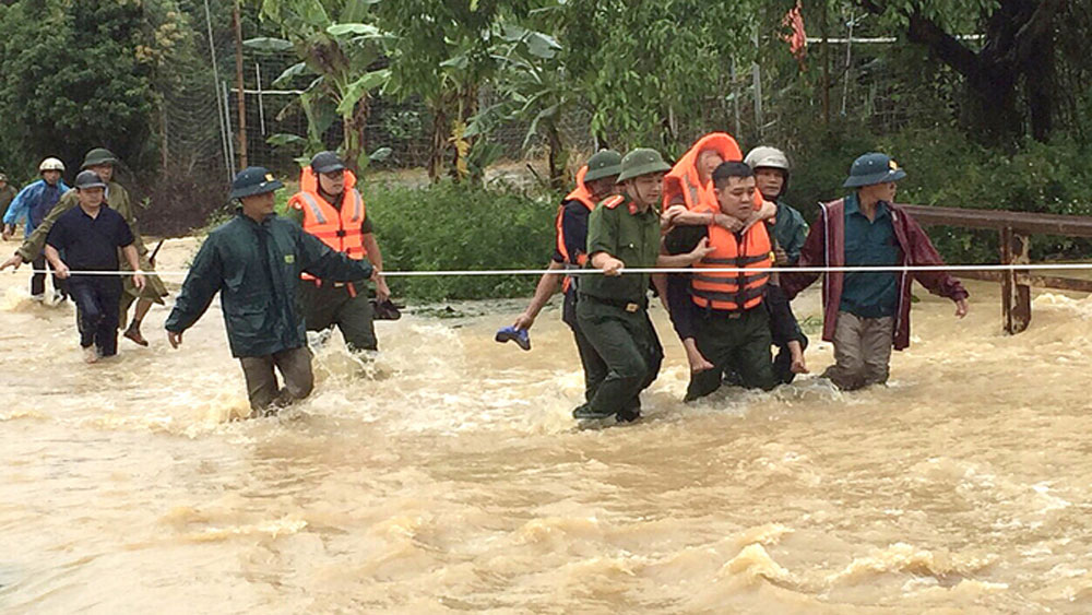 Two buried in northern Vietnam landslide