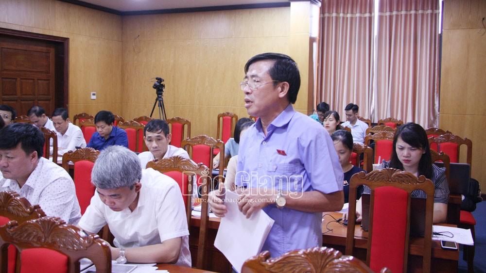 Phát huy hiệu quả hoạt động của tổ đại biểu HĐND