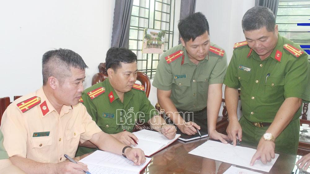 Giữ vững an ninh trật tự, bảo đảm an toàn Đại hội Đảng bộ tỉnh Bắc Giang