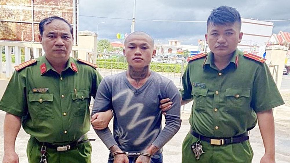 Bắt hung thủ sau 6 giờ gây án giết người tại Bình Thuận