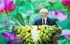 Tổng Bí thư, Chủ tịch nước dự Đại hội Đảng bộ Quân đội lần thứ XI