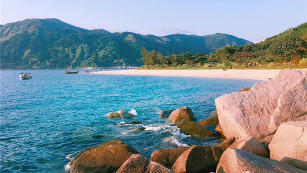 Vẻ đẹp hoang sơ của xứ Nẫu Phú Yên