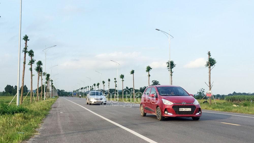 Việt Yên tạo mặt bằng sạch, đẩy nhanh tiến độ các dự án trọng điểm