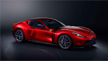 Ferrari Omologata - 'siêu ngựa' độc nhất