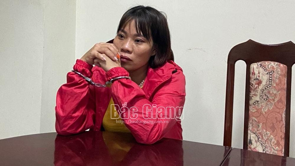 trộm cắp; thư giãn; Bắc Giang; TP Bắc Giang.