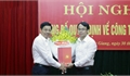 Bắc Giang: Đồng chí Nguyễn Văn Dũng giữ chức Bí thư Huyện ủy Việt Yên