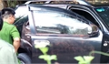 Thái Nguyên: Hai người tử vong bất thường trong xe ô tô vẫn đang nổ máy
