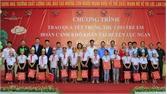 Lục Ngạn: Ấm tình Tết Trung thu cho học sinh xã Đồng Cốc