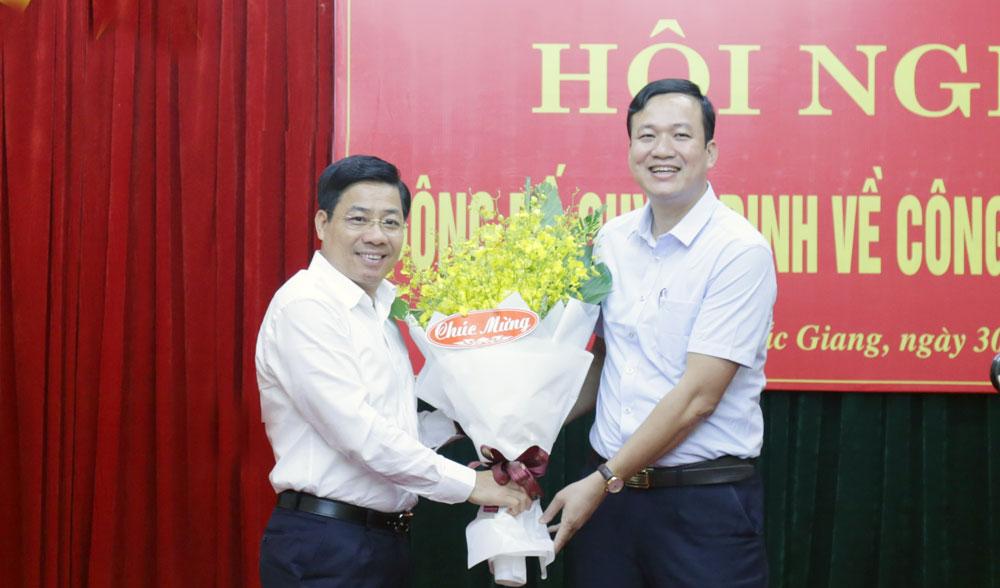 Thủ tướng phê chuẩn kết quả bầu Phó Chủ tịch UBND tỉnh Bắc Giang đối với các đồng chí Lê Ô Pích, Phan Thế Tuấn
