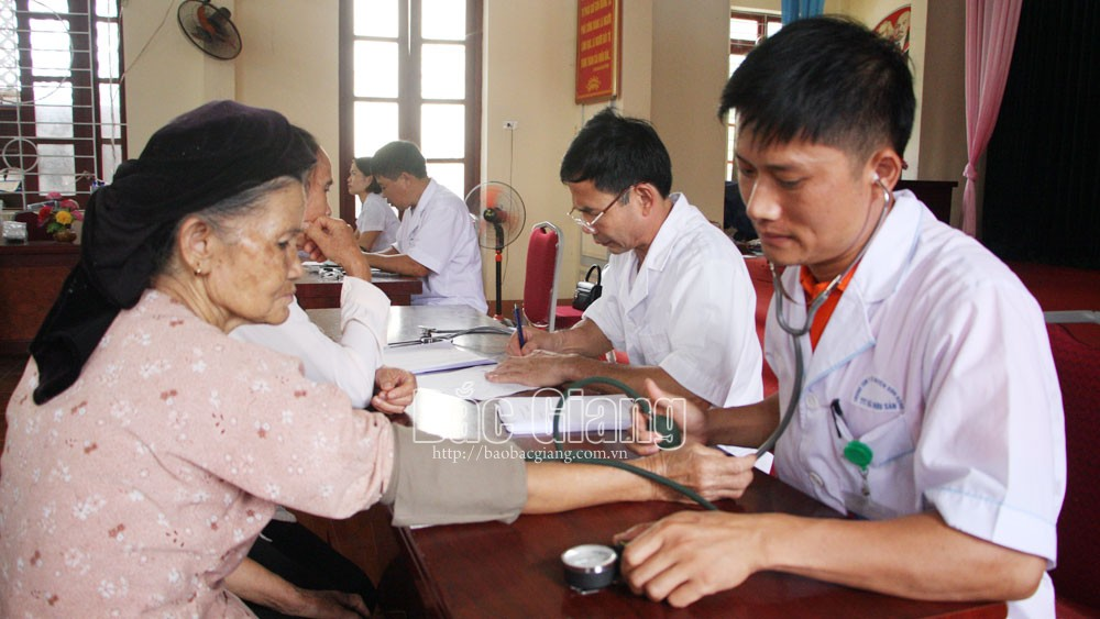 Bac Giang improves source of support to ensure the welfare for elder person