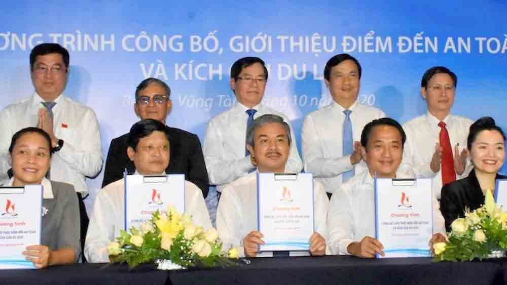 Seven South-eastern localities, join hands, regional tourism, safe and attractive destination, domestic visitors and foreigners, Covid-19 pandemic