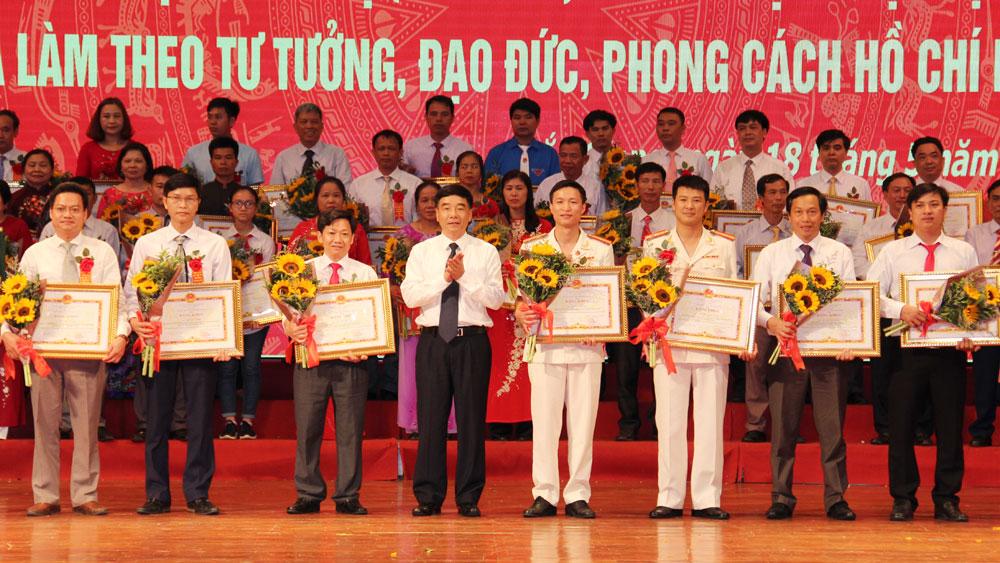 Tăng cường công tác tư tưởng  trước thềm đại hội Đảng