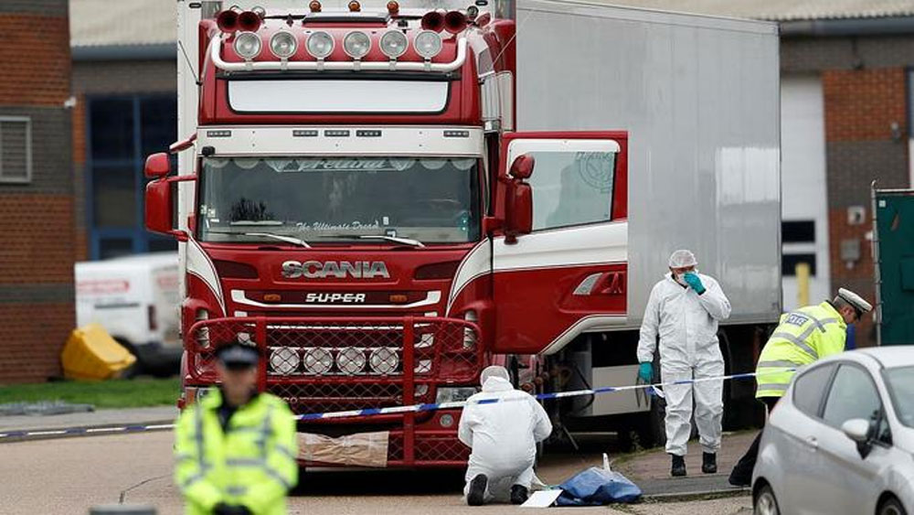 Trial to begin of suspects in UK migrant truck tragedy