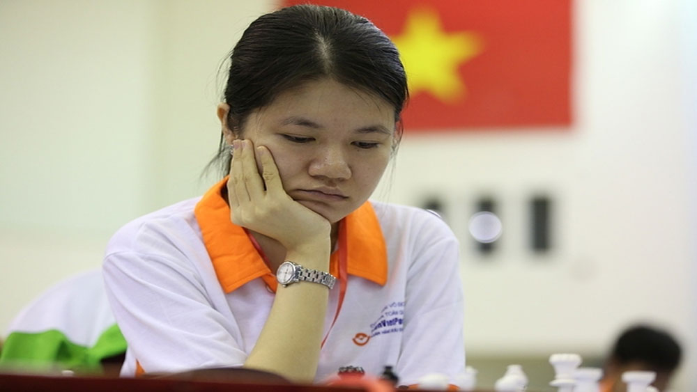 Chess: Pham Le Thao Nguyen scores a brace of golds at national championships