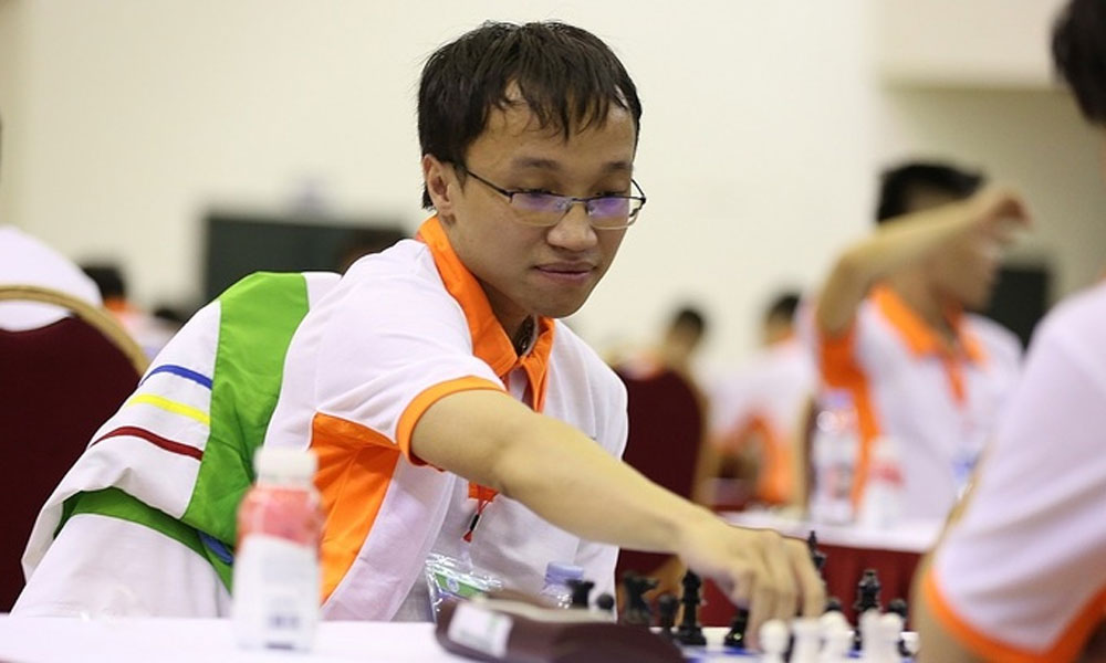 Pham Le Thao Nguyen, brace of golds, national championships, women's blitz, rapid chess categories, 2020 National Chess Championships