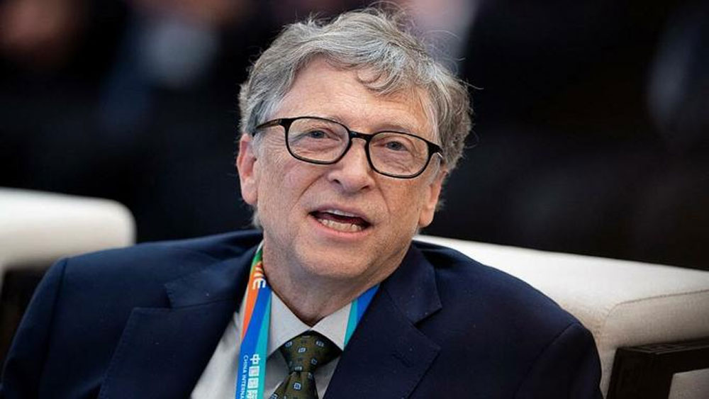 Bill Gates, Elizabeth II among most admired persons in Vietnam