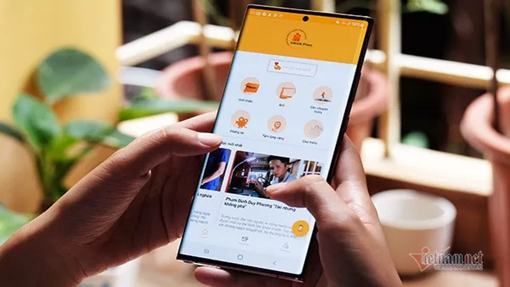 App launched, support for AO victims, VAVAPlus, digital marketplace, domestic and foreign traders, spiritual and financial support
