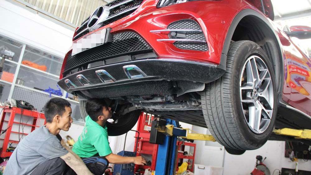 Những dấu hiệu cho biết xe cần bảo dưỡng