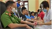 Huyện Tân Yên (Bắc Giang): Hơn 1.000 người đăng ký hiến máu tình nguyện
