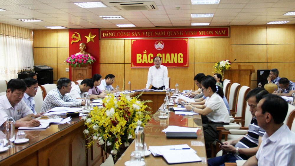Bac Giang launches Action Month for the Poor in 2020