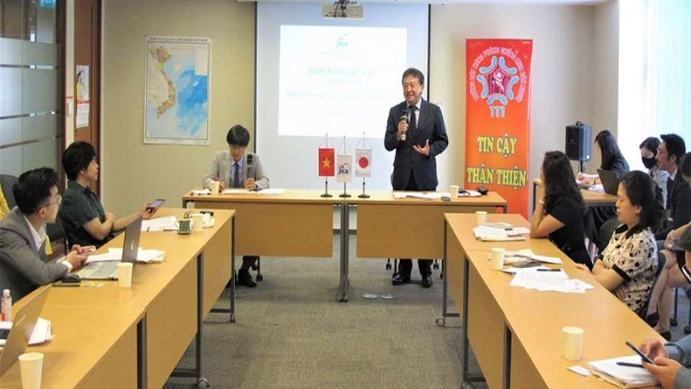 JICA wishes to continue supporting Vietnam in socio-economic development through ODA