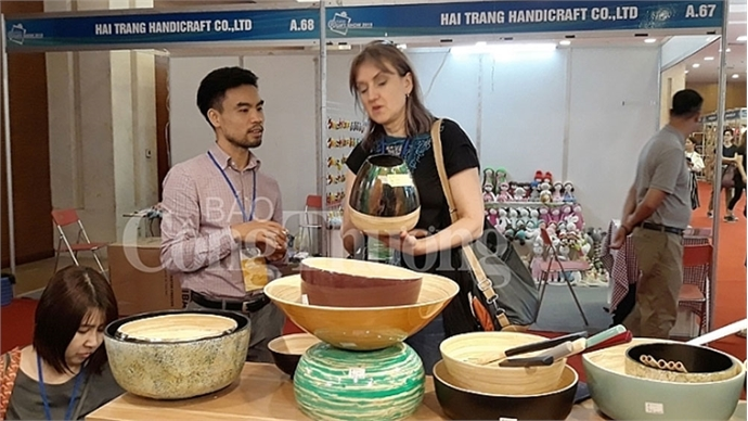 Hanoi Gift Show 2020 to feature 400 pavilions