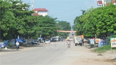 Bắc Giang: Xây dựng Đề án thành lập thị trấn Phương Sơn và Bắc Lý