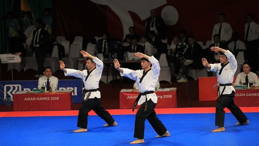 South Korea vows to help Vietnam develop Taekwondo