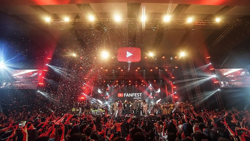 Vietnamese content creators invited to YouTube FanFest