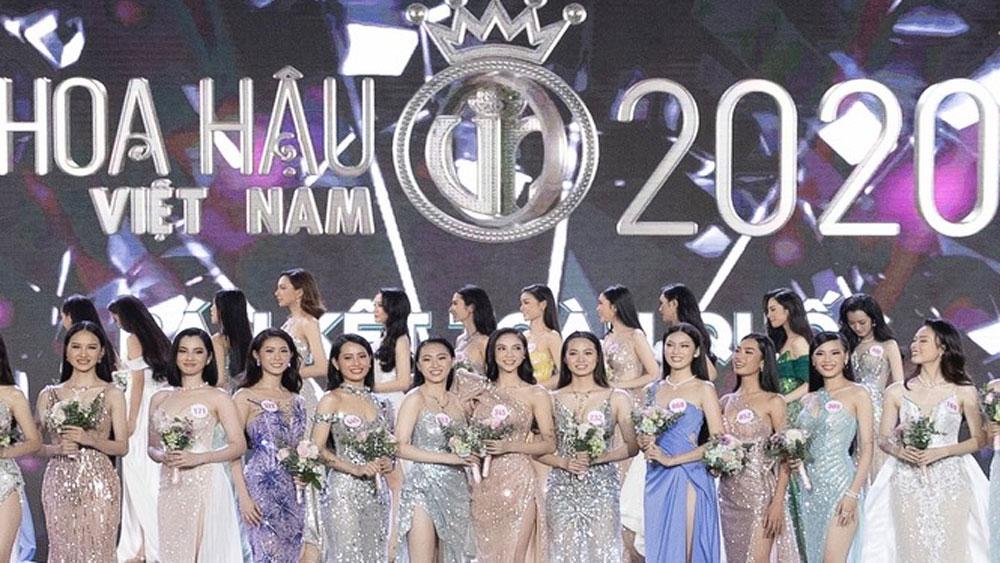 35 cô gái vào chung kết Hoa hậu Việt Nam