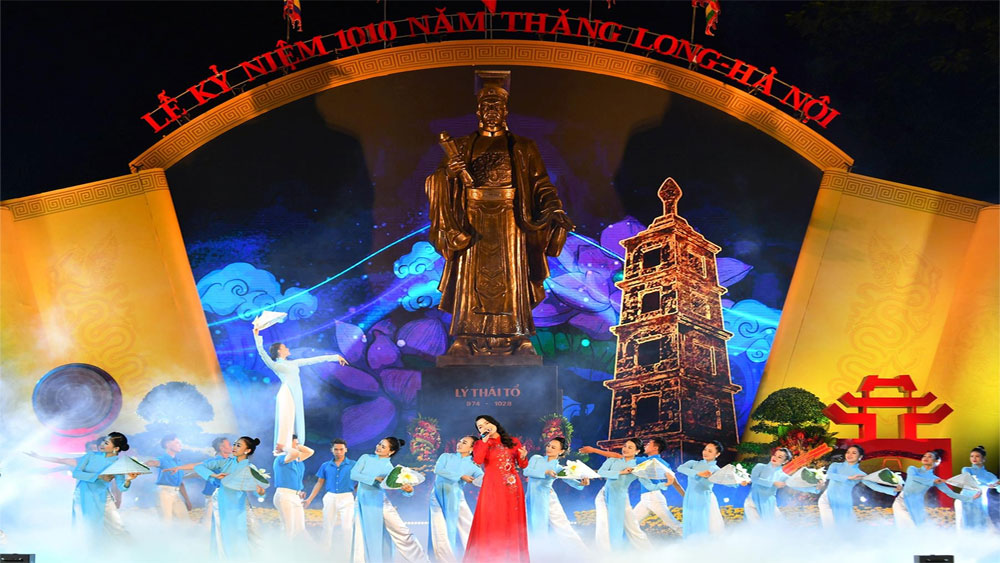 Ceremony marks 1010th anniversary of Thang Long – Hanoi