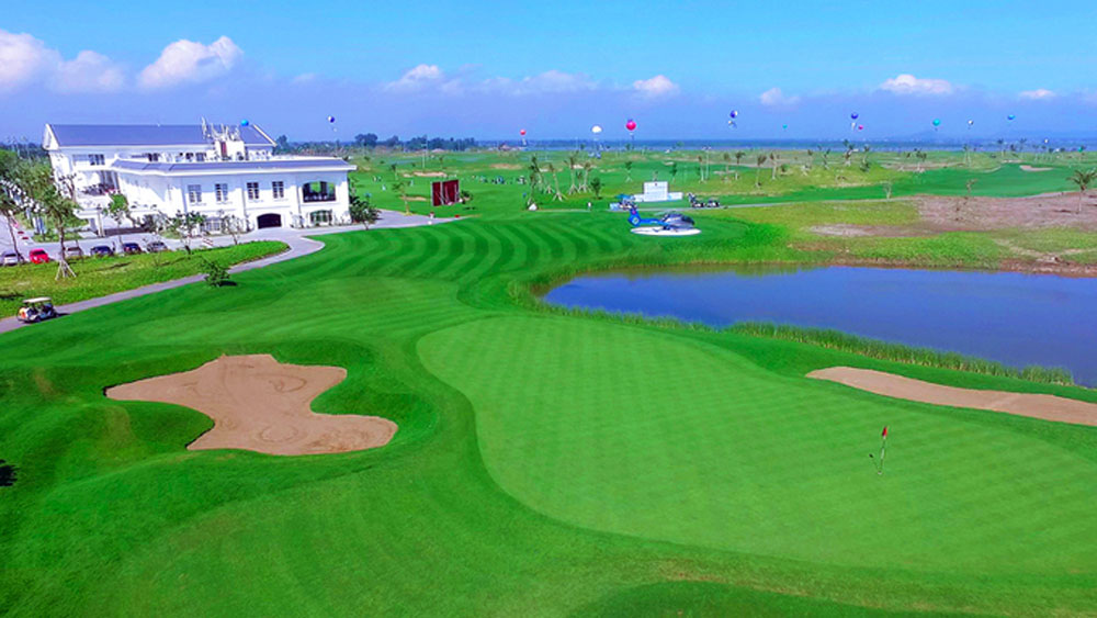 Professional golf to tee off Vietnam return soon