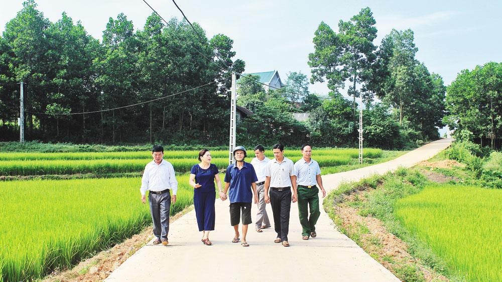 Bắc Giang hỗ trợ đồng bào dân tộc thiểu số phát triển sản xuất: Thay đổi nhận thức, tăng sinh kế giảm nghèo