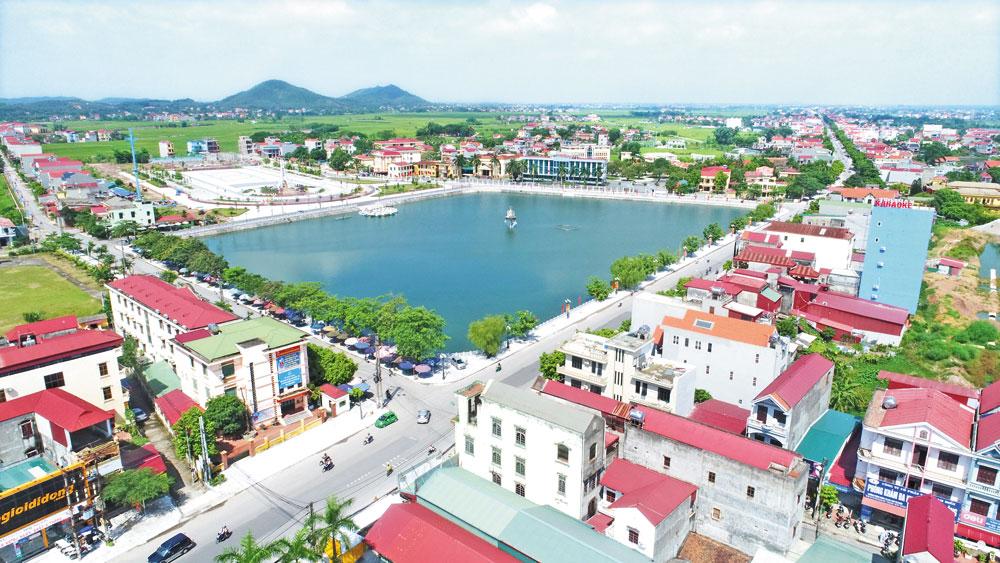 Huyện nông thôn mới ở Bắc Giang: Thành công từ nhiều cách làm hay