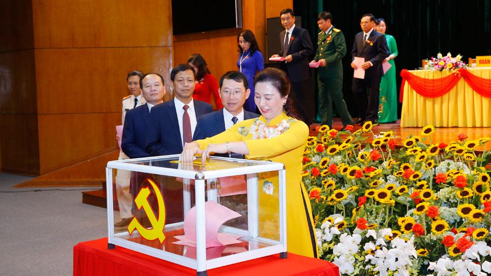 Bắc Giang: Danh sách 51 đồng chí trúng cử Ban Chấp hành Đảng bộ tỉnh khóa XIX, nhiệm kỳ 2020-2025