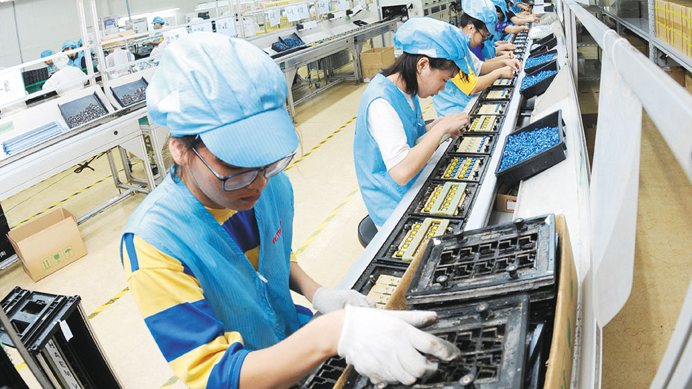 Bac Giang makes progress in improving investment and business environment