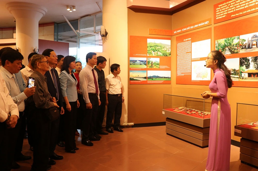 Bac Ninh province, values of Ly Feudal Dynasty, 1010th anniversary, Thang Long – Hanoi,  13th National Party Congress