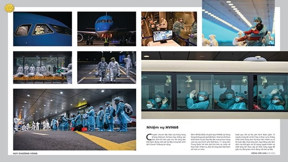 Winners, art photo contest, awards ceremony, biennial contest, outstanding works, Vietnam's photography scene