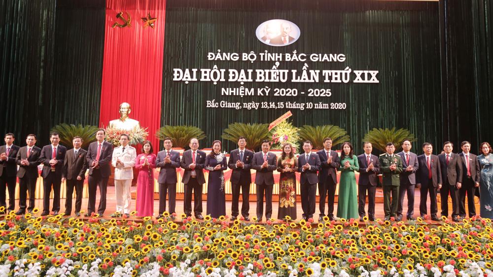 Bắc Giang: Bầu 22 đồng chí dự Đại hội đại biểu toàn quốc lần thứ XIII của Đảng