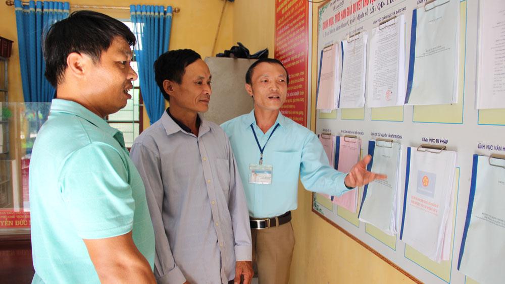 Bắc Giang thực hiện quy chế dân chủ ở cơ sở: Đa dạng cách làm, dân đồng thuận