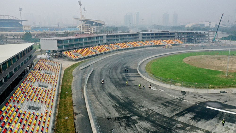 2020 F1 race in Vietnam cancelled due to Covid-19