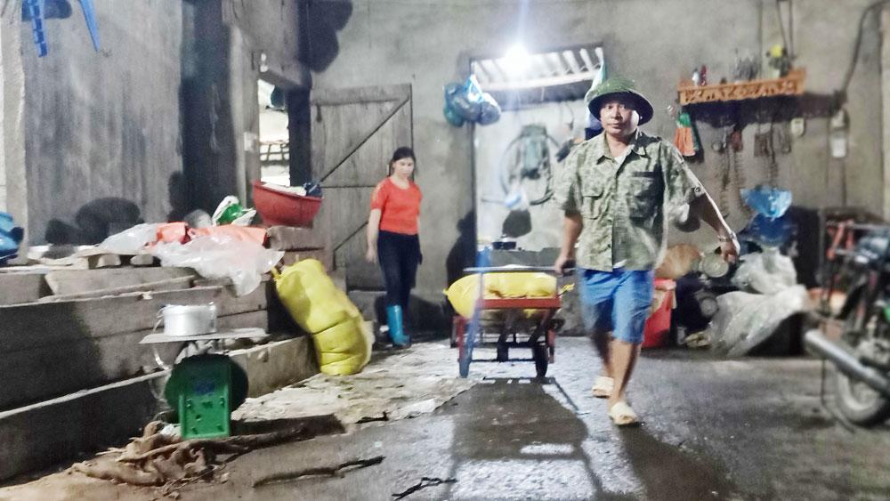Sơn Động: Sớm ổn định đời sống nhân dân sau mưa lũ