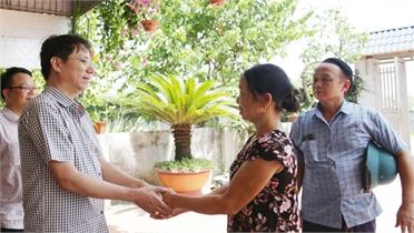 Đảng bộ huyện Yên Dũng đưa nhanh nghị quyết vào cuộc sống