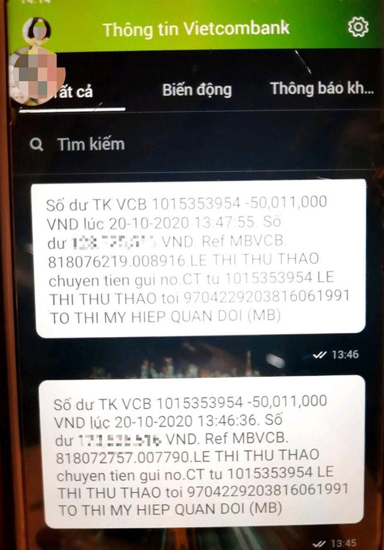 Chồng mất , vụ Rào Trăng 3 , bị lừa đảo, mất 100 triệu đồng ủng hộ, Lê Thị Thu Thảo